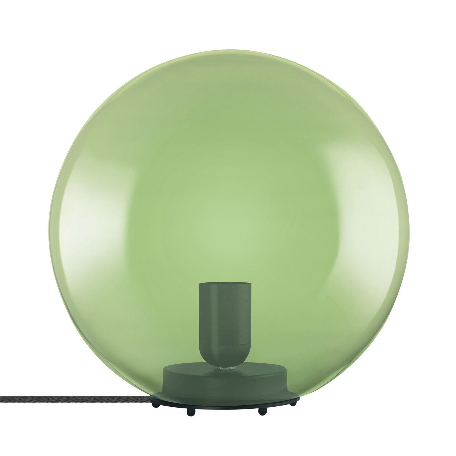 LEDVANCE Vintage 1906 bordlampe Bubble, grønn