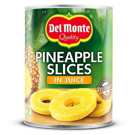 Inlagda Ananasskivor I Juice - 83% rabatt