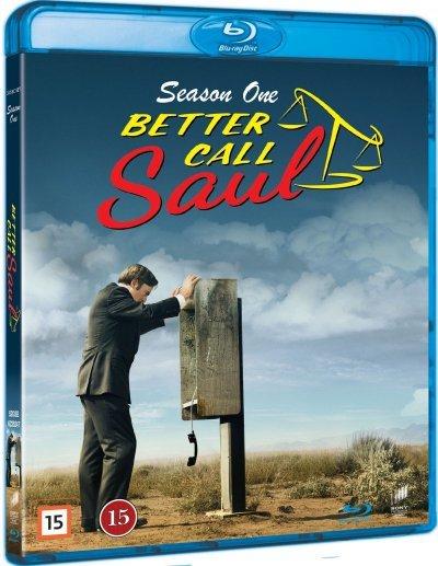 Better Call Saul S1 - Blu Ray