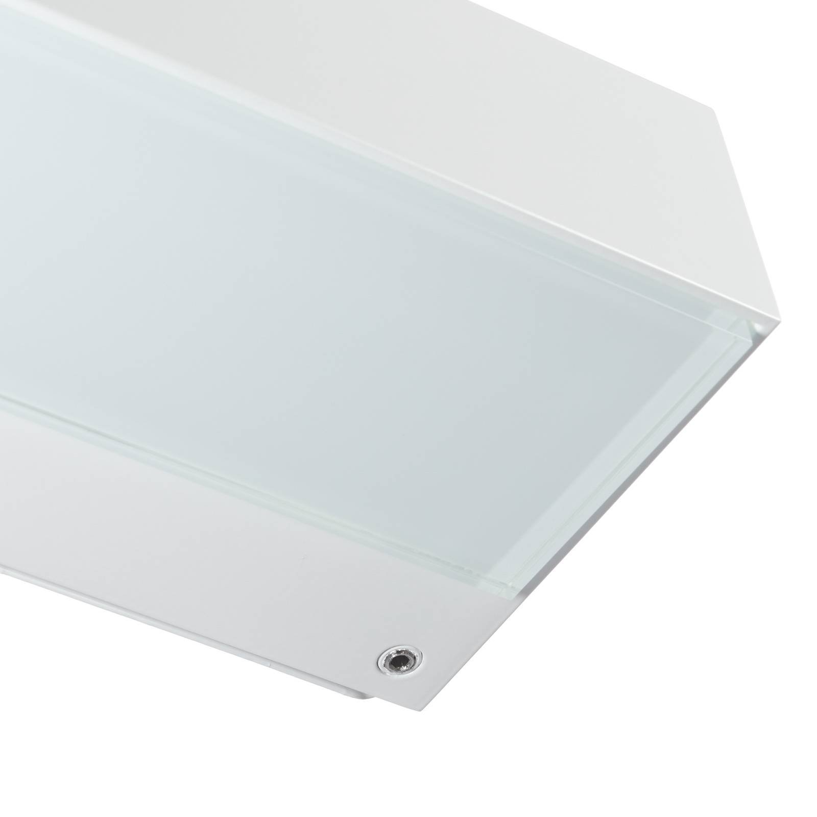 BEGA 12278 LED-vegglampe 3 000 K 30 cm hvit
