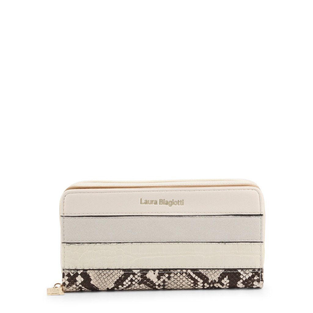 Laura Biagiotti Women's Wallet Various Colours Perrier_505-67 - white NOSIZE