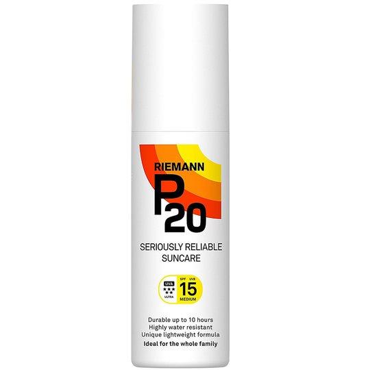 Solskydd P20 SPF15 - 38% rabatt