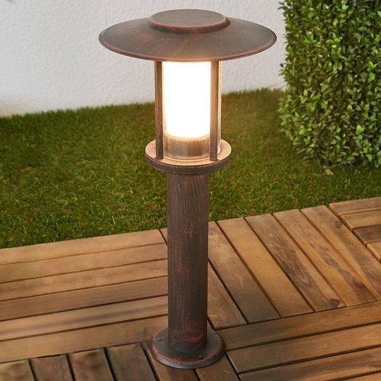 LED-pollarilamppu Pavlos, ruoste