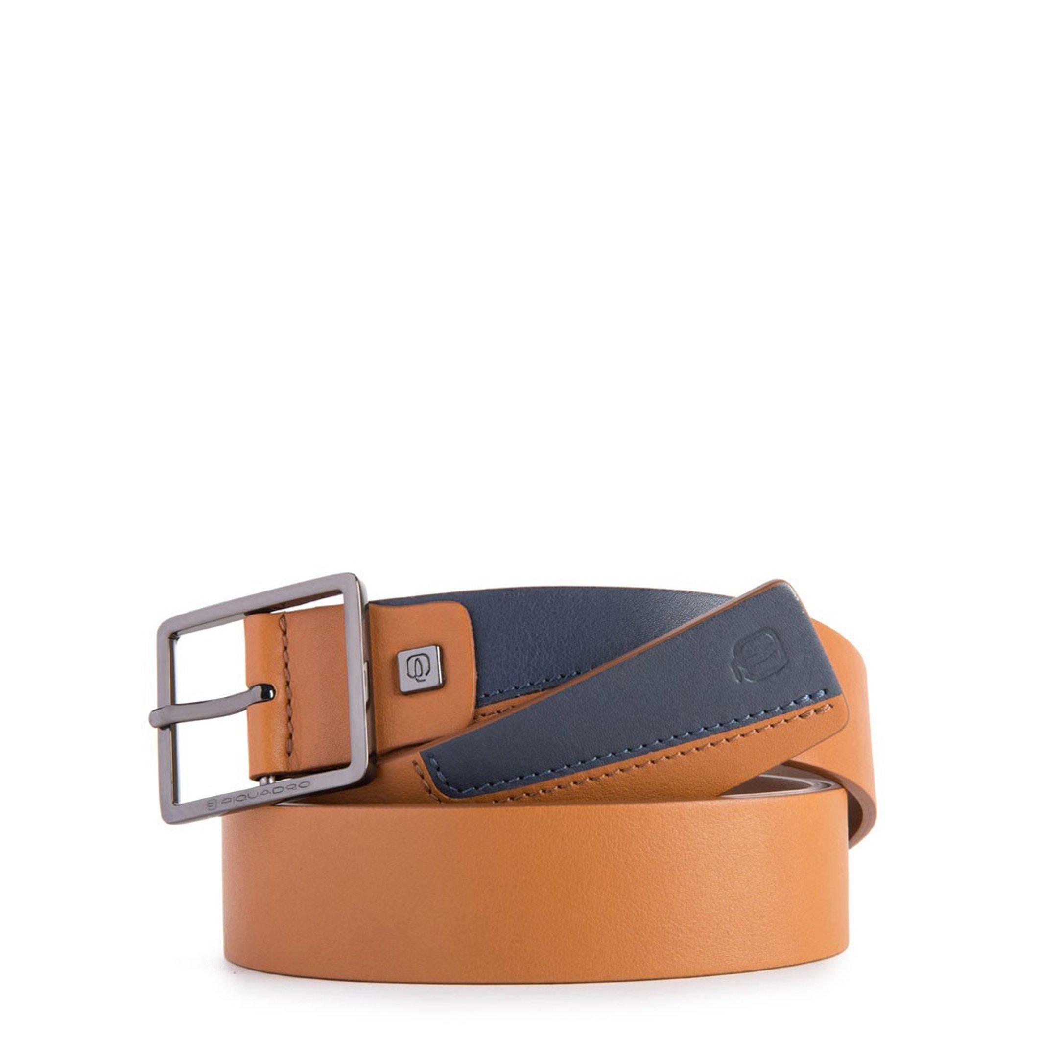 Piquadro Men's Belt Various Colours CU4987S104 - brown NOSIZE