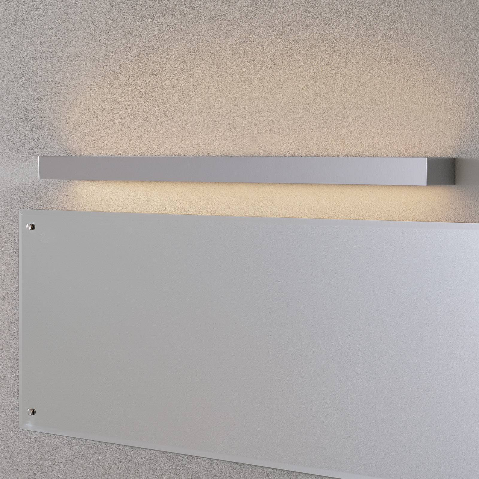 Helestra Theia LED-speillampe, forkrommet, 90 cm