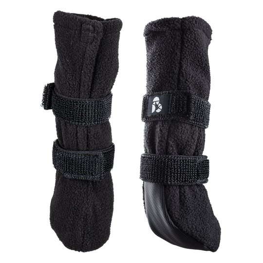 Basic Paws Fleeceskor 4-pack (XS)