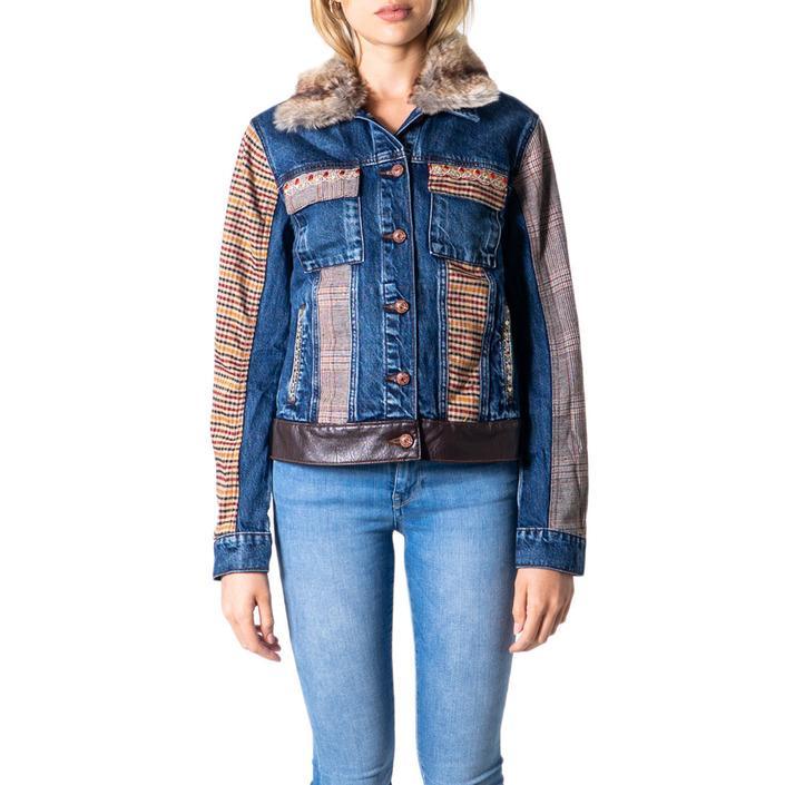 Desigual Women's Blazer Blue 175906 - blue 38