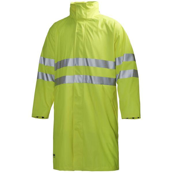 Helly Hansen Workwear Narvik Regnrock varsel, gul Strl S