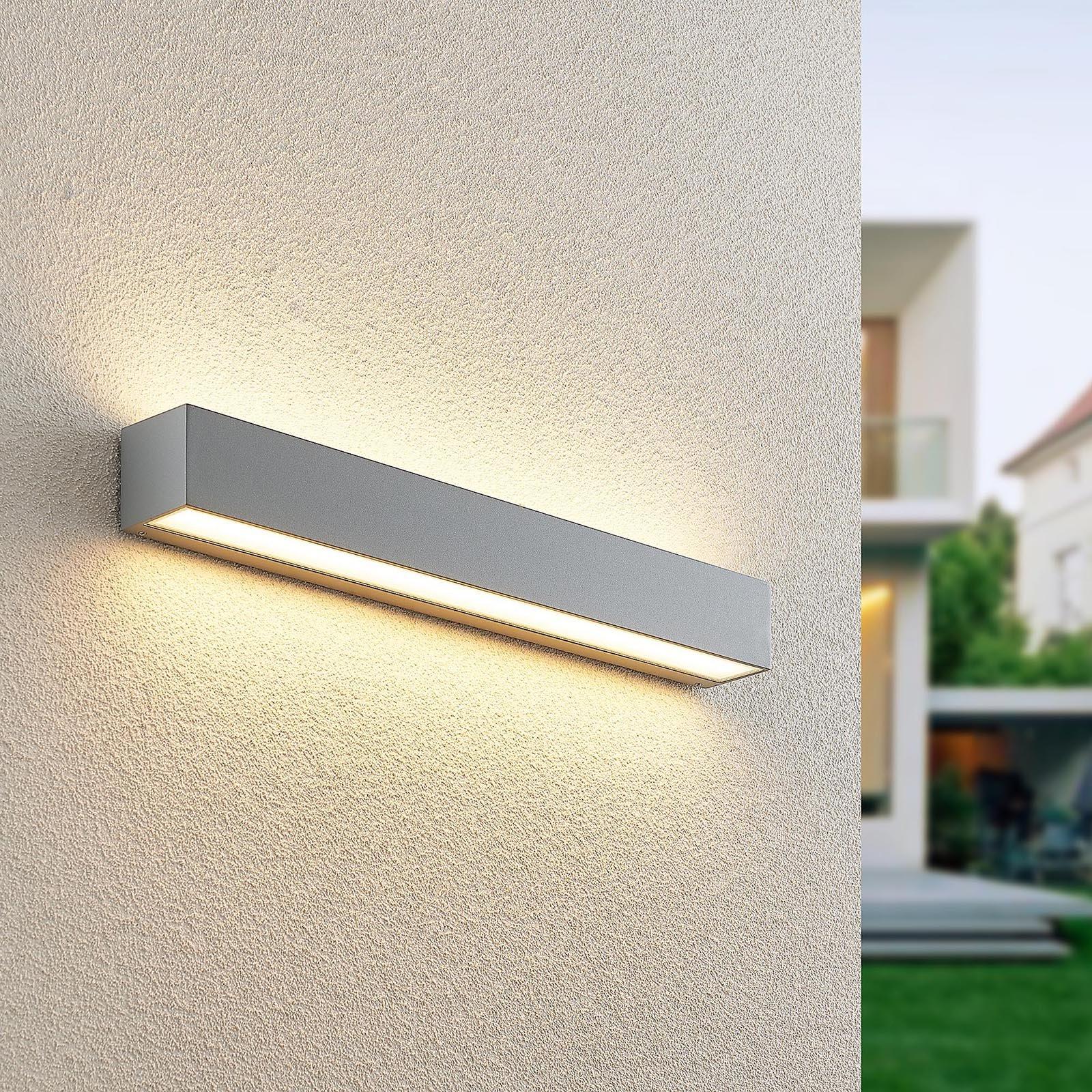 Lucande Lengo LED-vegglampe, up down, 50cm