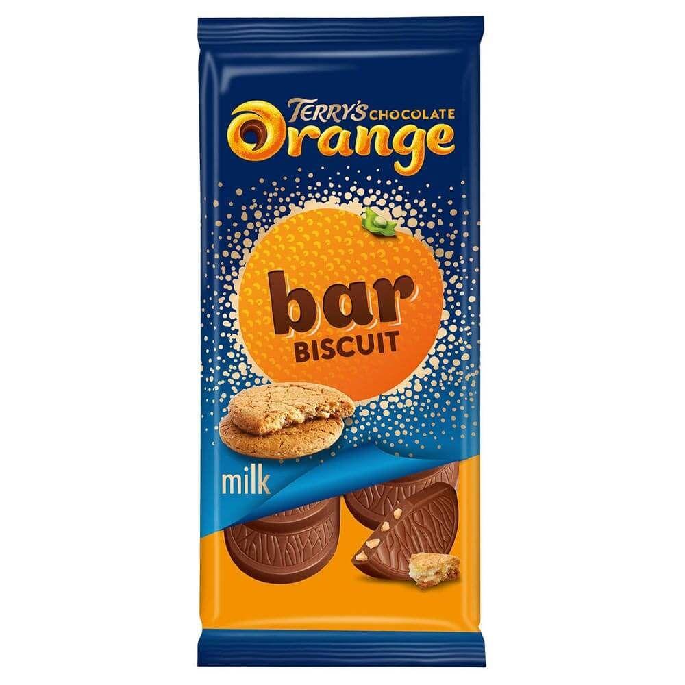 Terrys Chocolate Orange Biscuit Bar 90g