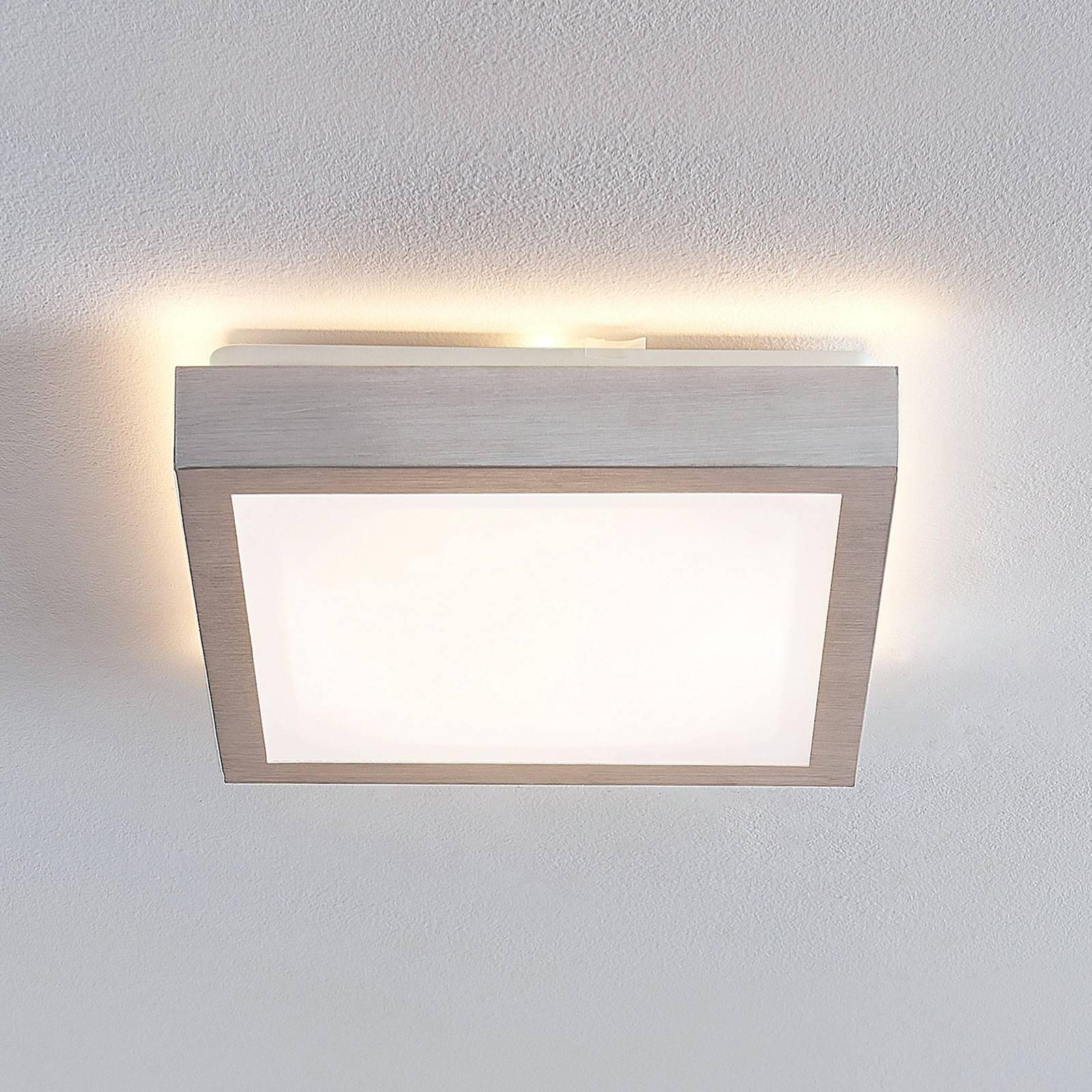 Lindby Margit LED-kattovalaisin kulmikas 27 cm