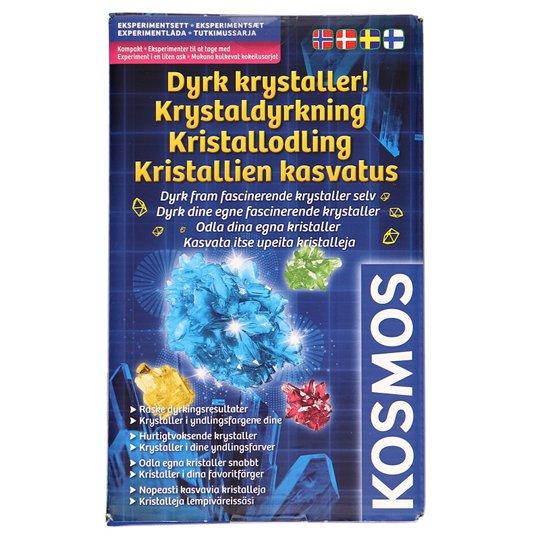 Science Kit - Kristallodling - 20% rabatt
