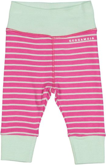 Geggamoja Prematur Bukse, Rosa/Mint 40