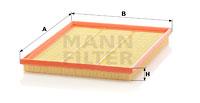 Ilmansuodatin MANN-FILTER C 3167/1