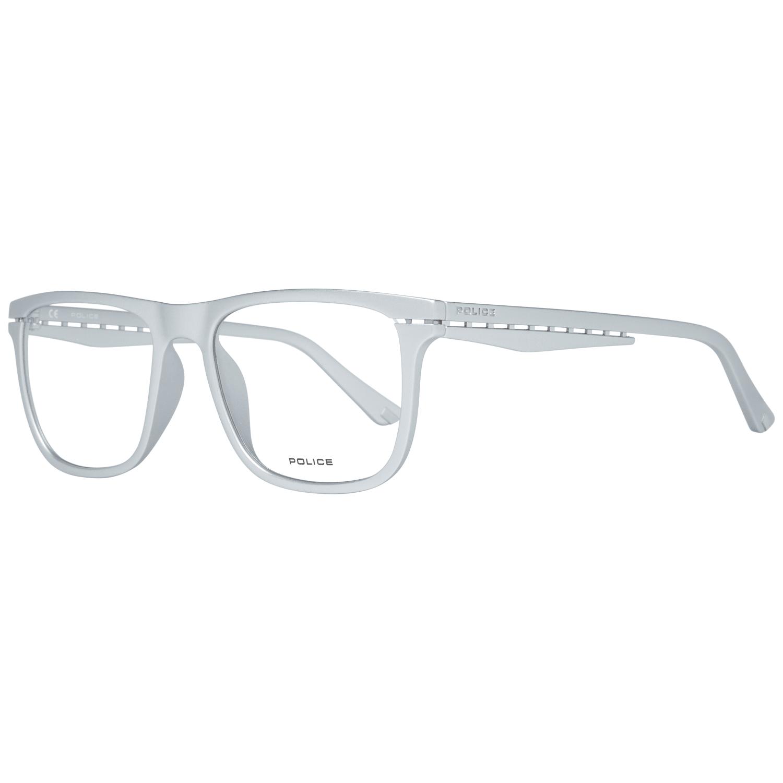Police Men's Optical Frames Eyewear Grey VPL485 530D56