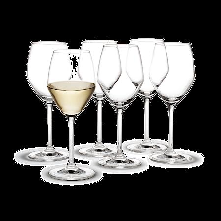 Perfection Vitvinsglas klar 32 cl 6 st.