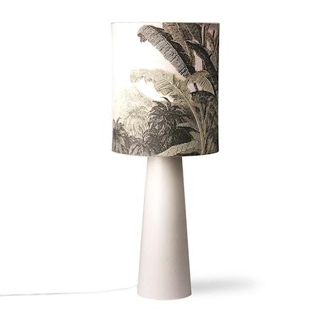 Lampskärm Linnen Jungle Large