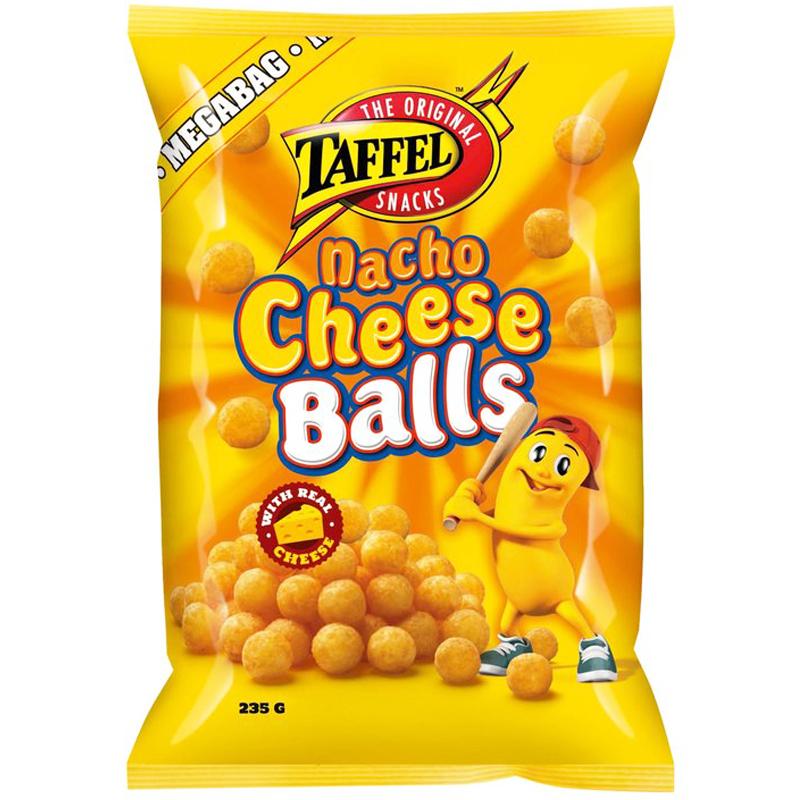 Nacho Cheese Balls - 31% alennus