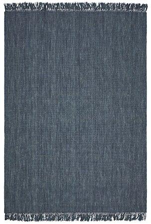 Nanda Teppe Ull Blue Melange 170x240 cm
