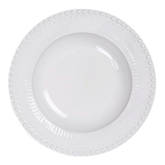 PotteryJo - Daisy Serveringsskål 35 cm Vit