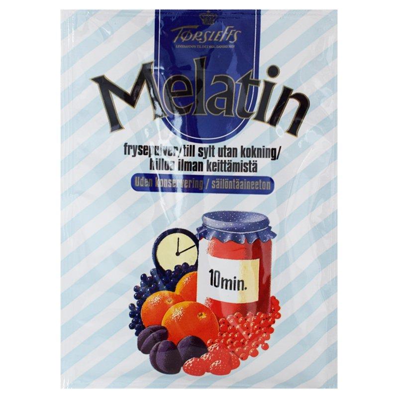 Valkoinen Melatiini Hillomisaine 210g - 71% alennus