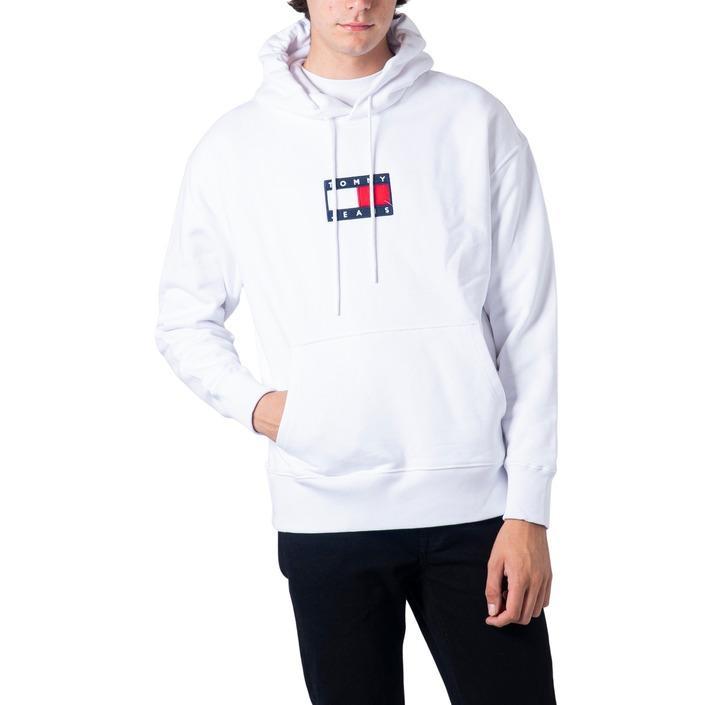 Tommy Hilfiger Men's Sweatshirt White 183975 - white XS