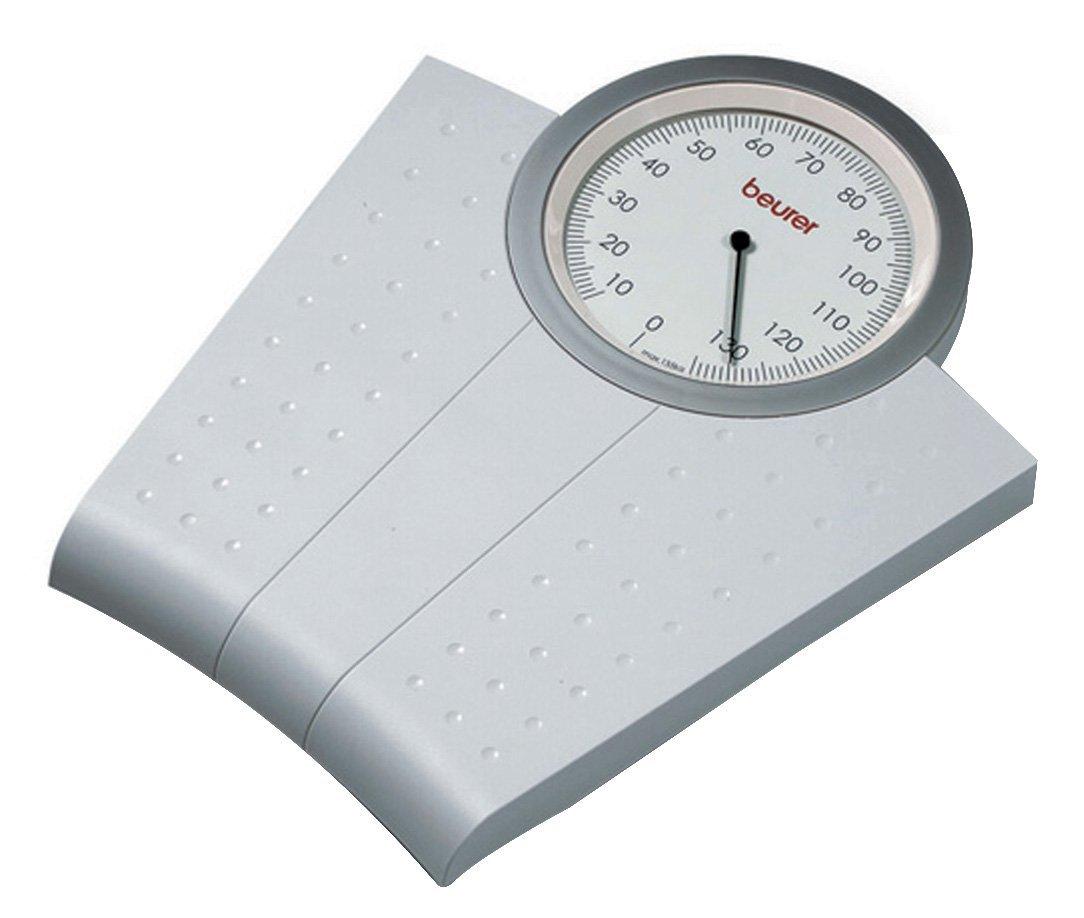 Beurer - MS 50 Mechanical Bathroom Scale - 5 Years Warranty