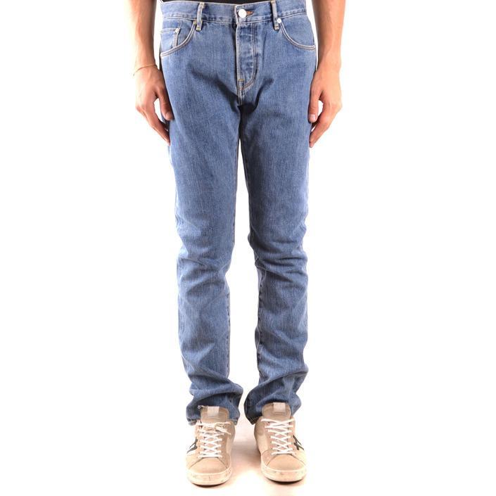 Burberry Men's Jeans Blue 169376 - blue 31