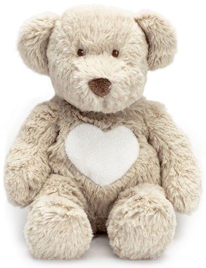 Teddykompaniet Bamse Teddy Cream Grå