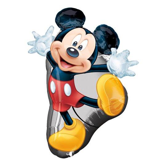 Folieballong Musse Full Body Supershape - 1-pack