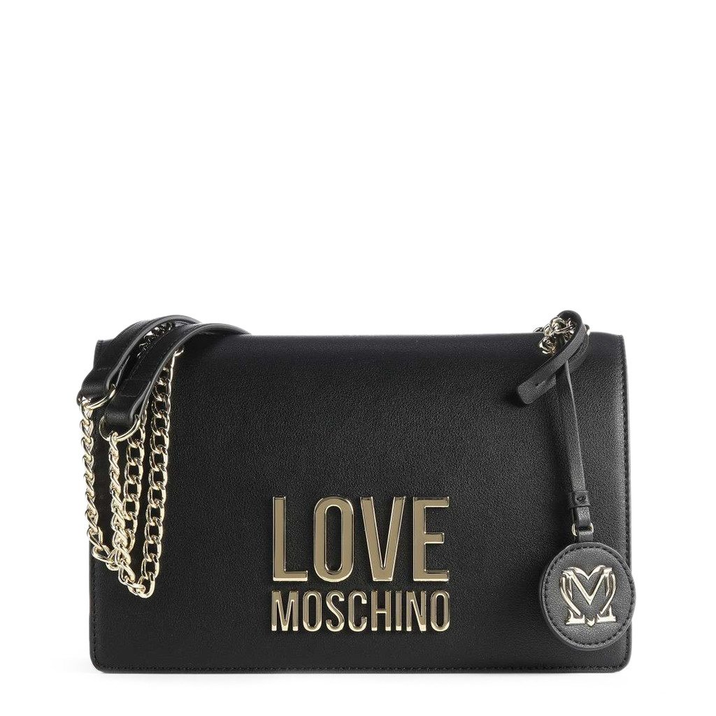 Love Moschino Women's Shoulder Bag Various Colours JC4099PP1DLJ0 - black NOSIZE