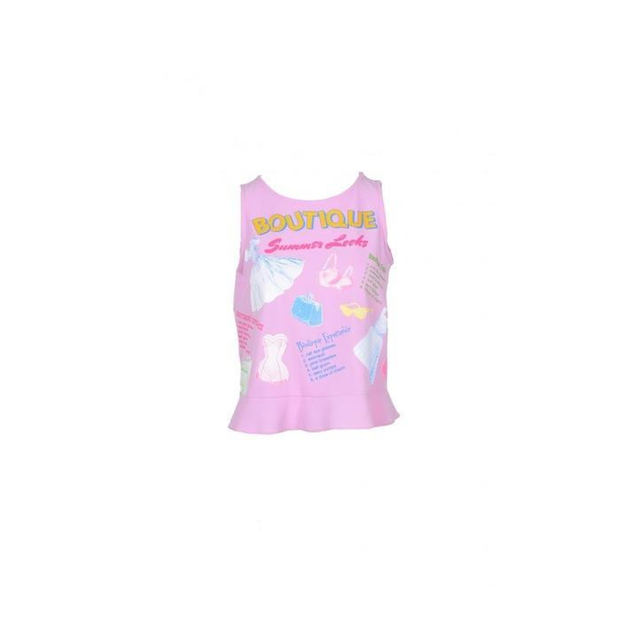 Boutique Moschino Women's Top Various Colours 172153 - pink 36
