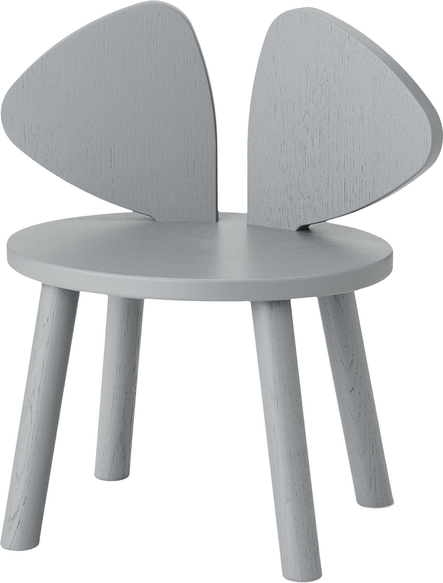 Nofred Mouse Tuoli, Grey