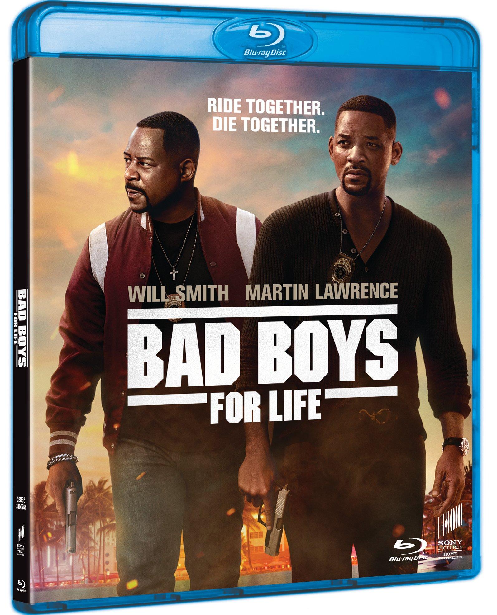 Bad Boys For Life - Blu Ray