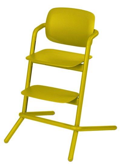 Cybex Lemo Spisestol, Canary Yellow