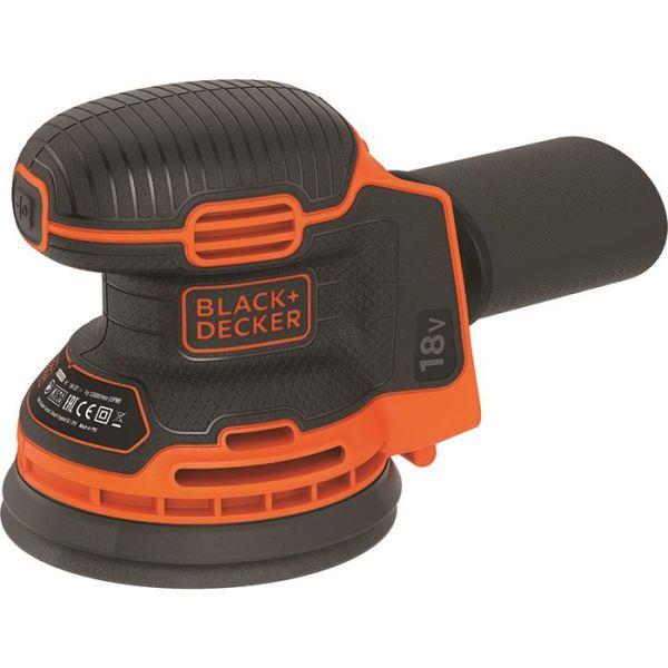 Black & Decker BDCROS18N-XJ Eksentersliper uten batteri og lader