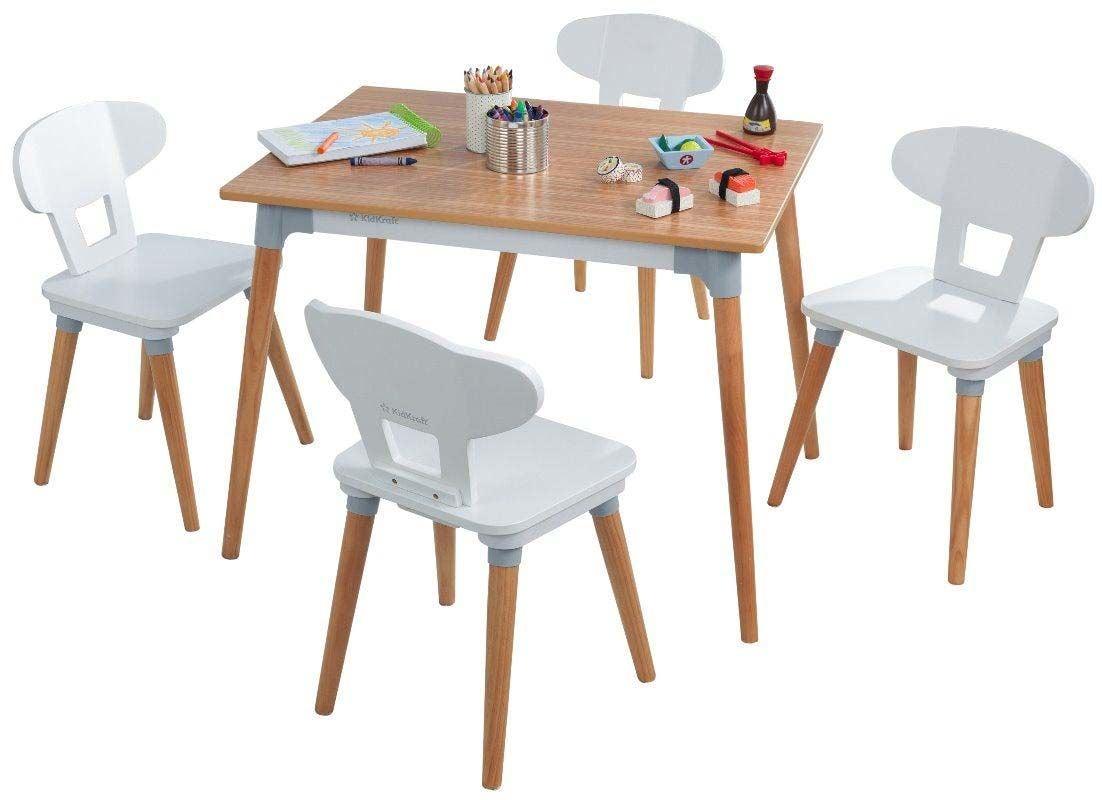 Kidkraft Mid-Century Pöytä & Tuolit