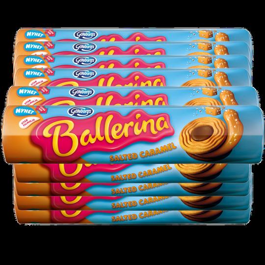 Ballerina Salted Caramel 10-pack - 56% rabatt