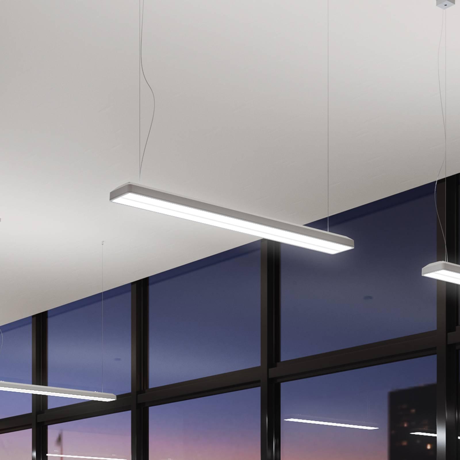 Siteco Taris LED-riippuvalo, DALI, himmennin 123cm