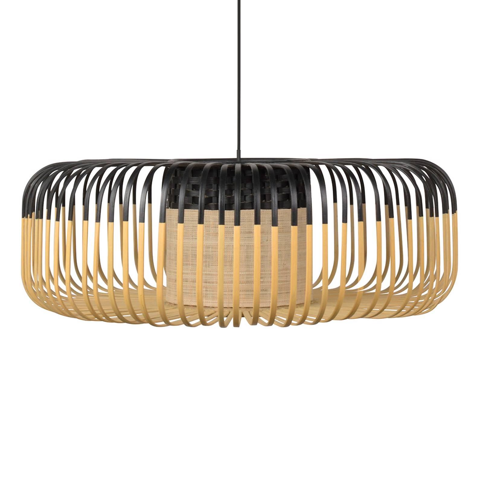 Forestier Bamboo Light XL -riippuvalo 60 cm musta