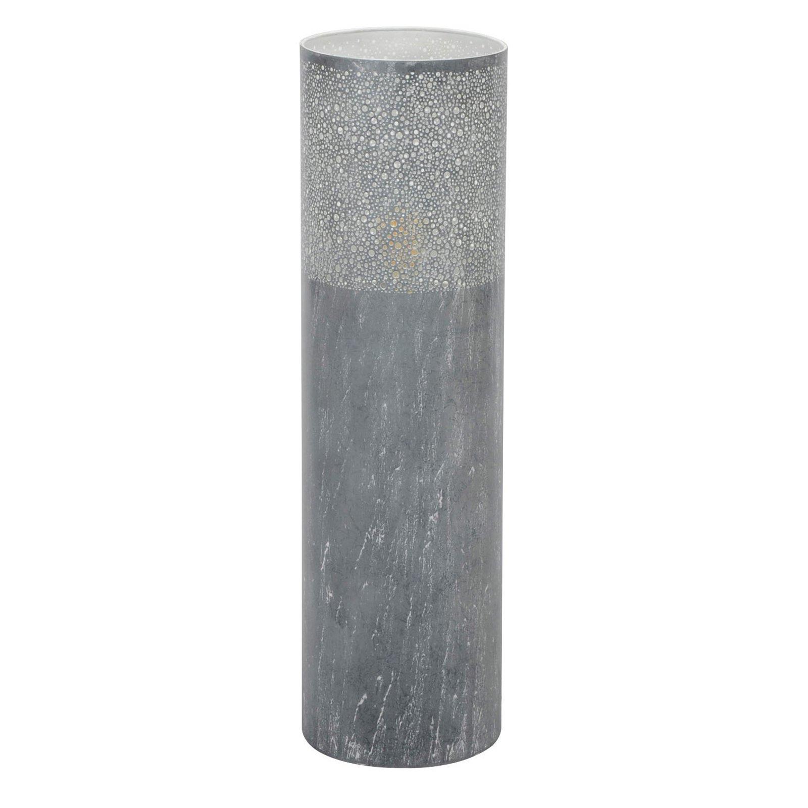 Gulvlampe Holinder, høyde 90 cm