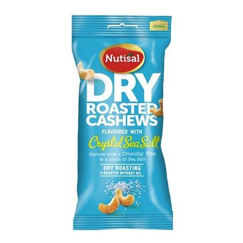 Nutisal Cashew Sea Salt