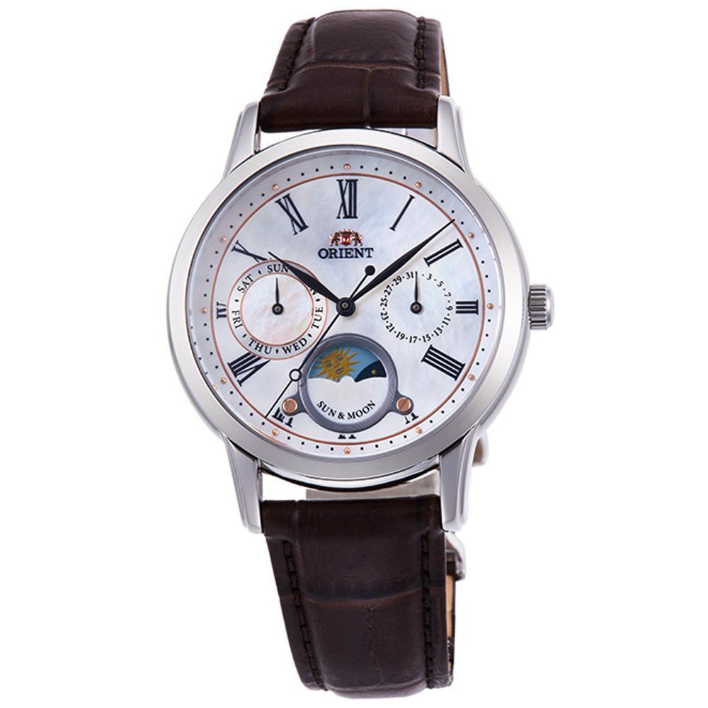 Orient Women's Watch Silver RA-KA0005A10B