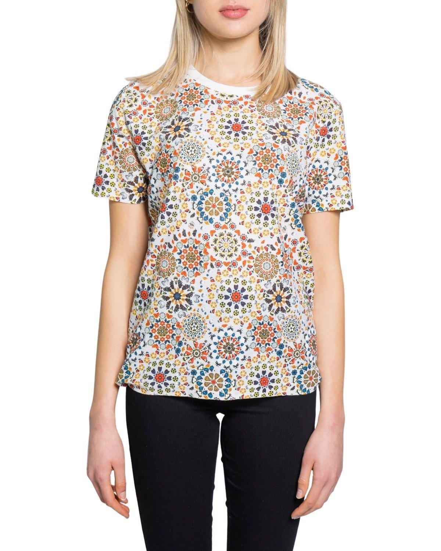 Desigual Women's T-Shirt Various Colours 189400 - white M
