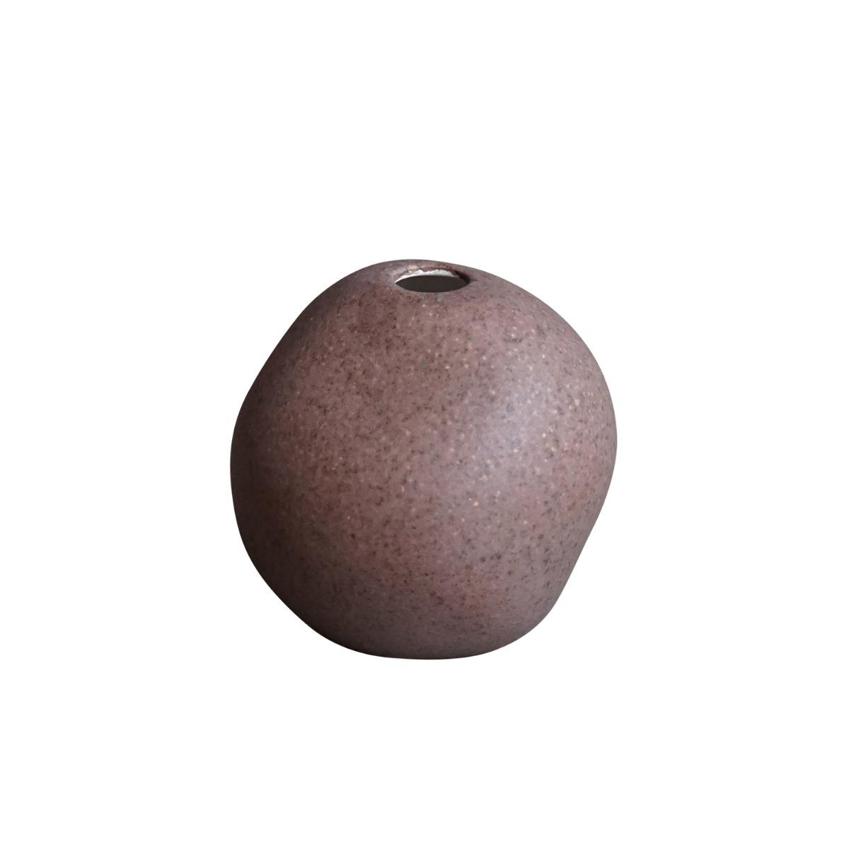 DBKD Vas Miniature 8x8cm Brun