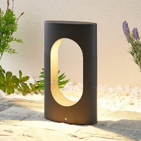 Lucande Fenti -LED-pollarivalaisin