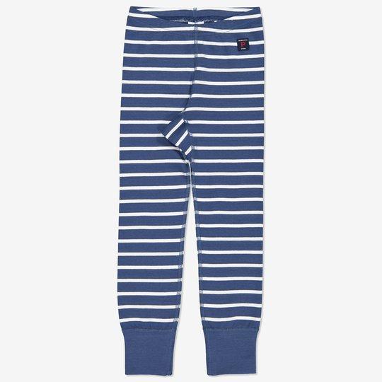 Bukse blå
