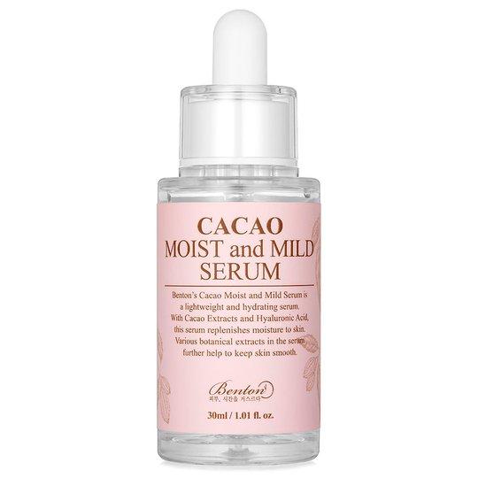 Cacao Moist and Mild Serum, 30 ml Benton Seerumi