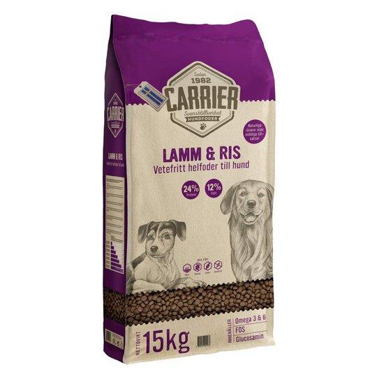 Carrier Lamm & Ris (15 kg)