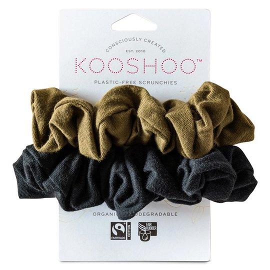 Kooshoo Ekologisk Scrunchie, 2-pack
